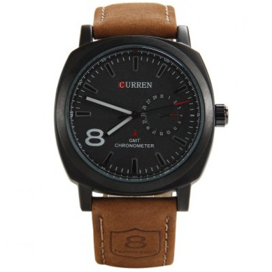 Curren 8139 Black