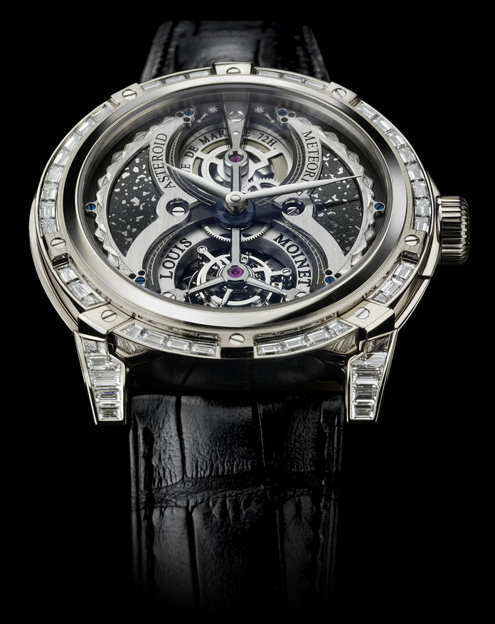 Часы Tourbillon Asteroid